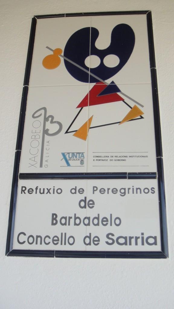 Albergue público em Sárria, no Caminho de Santiago