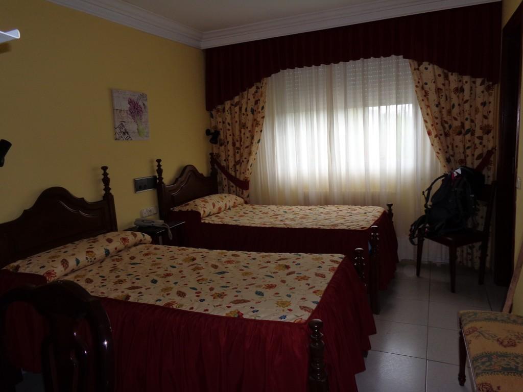 Hotel em Lavacolla, no Caminho de Santiago