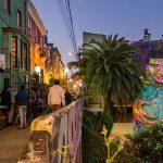 As 36 horas em Valparaíso que não bastaram