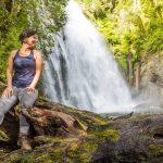 Trilhas e una playita: Parque Nacional Huerquehue, no Chile