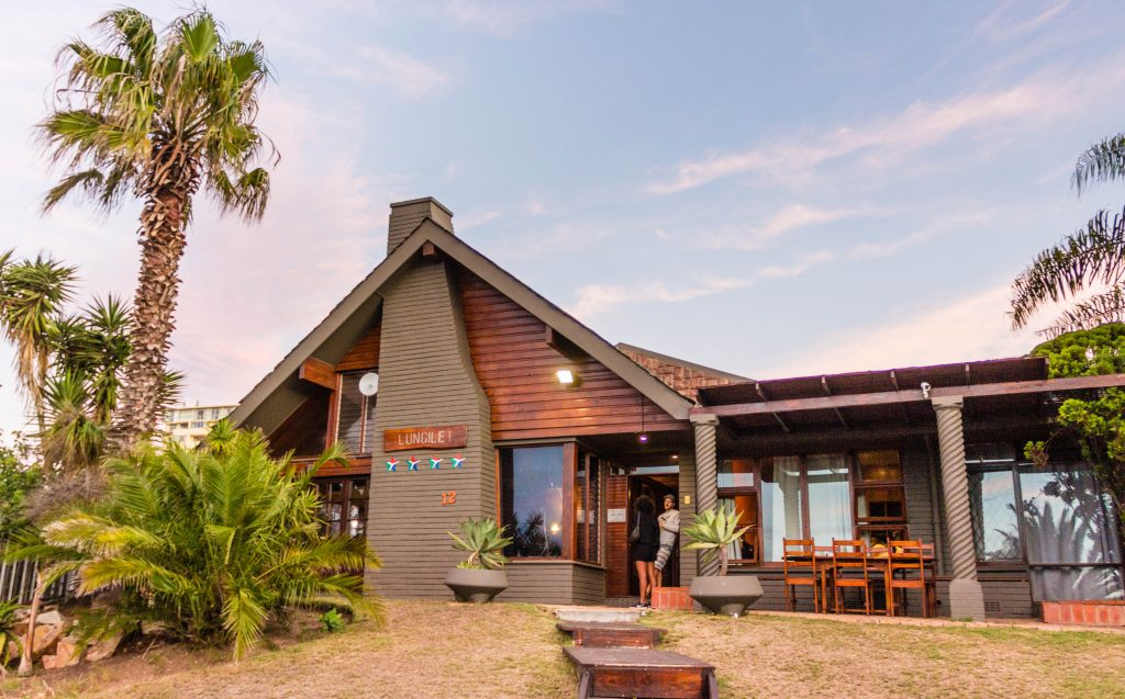 hostel no caminho do baz bus - africa do sul