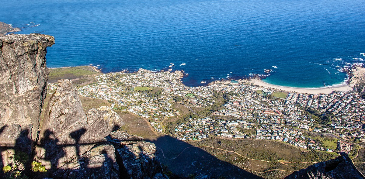 visitar a table mountain