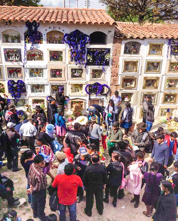 dia dos mortos bolivia